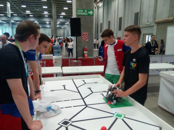 Итоги World Robot Olympiad 2017