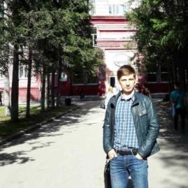 Сёмка Родион Евгеньевич