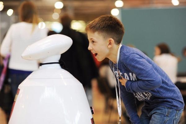Лига Роботов на ММСО 2018