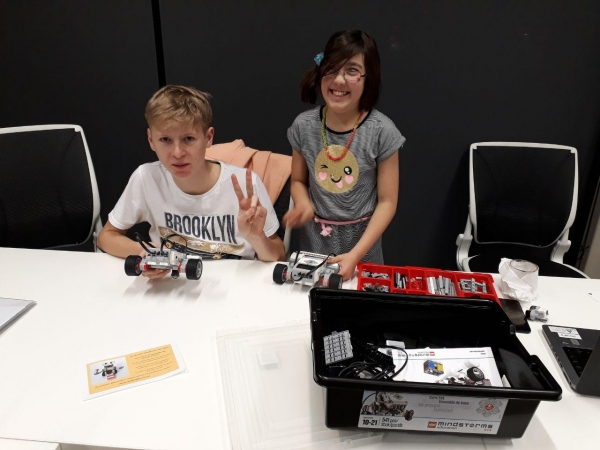 Лига Роботов теперь и в Австралии!