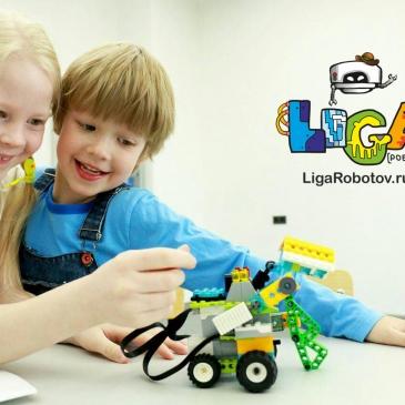 Открыт I этап олимпиады по робототехнике «Лиги Роботов»