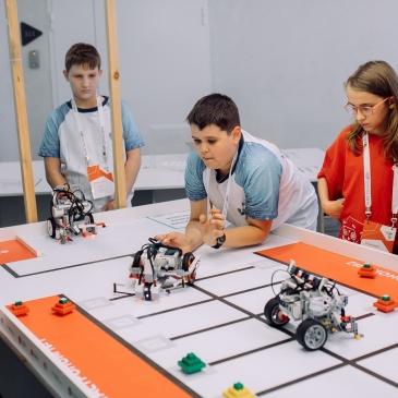 «Лига Роботов» открывает набор на новые курсы