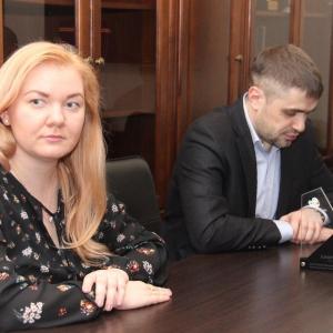 Министр Сергей Федорчук поздравил команду «Лиги Роботов» с получением кубка на всемирной олимпиаде