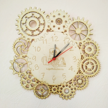 Дарим деревянные часы за отзыв!