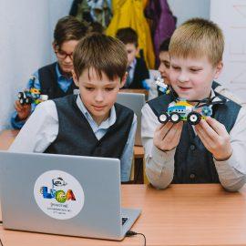 Заканчивается набор на курс «Робототехника для детей»