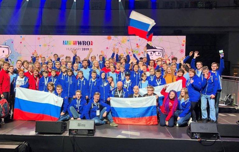 Итоги World Robot Olympiad 2019