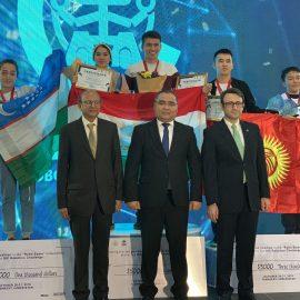 Ученики «Лиги Роботов — Душанбе» победили на International Robotics Challenge 2019