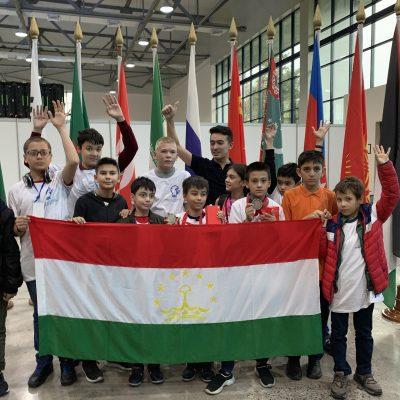 """Ученики """"Лиги Роботов - Душанбе"""" победили на International Robotics Challenge 2019"""
