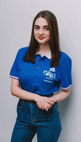 Симутина Дарья Сергеевна