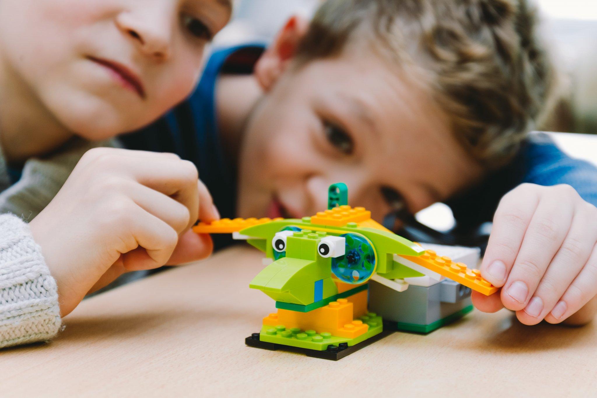 Робототехника для детей